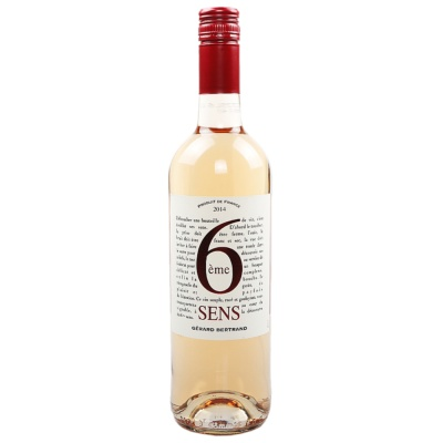 Gerard Bertrand 6Eme Sens Rose 750ml