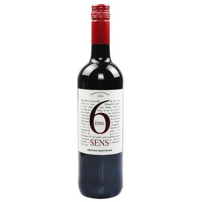 吉哈伯通第六感红葡萄酒 750ml