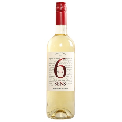Gerard Bertrand 6Eme Sens White Wine 750ml