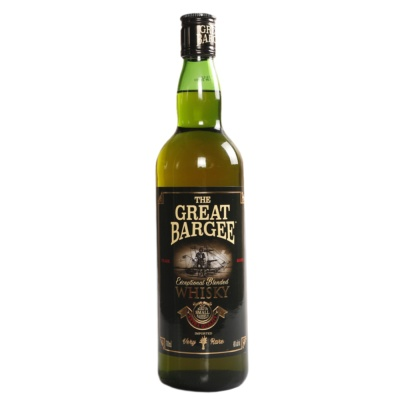 Great Bargee Whisky 700ml