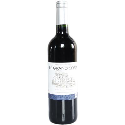 佰格仕克朗干红葡萄酒 750ml