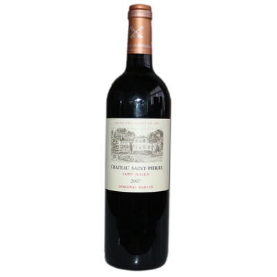 Chateau Saint-Pierre Red Wine 750ml