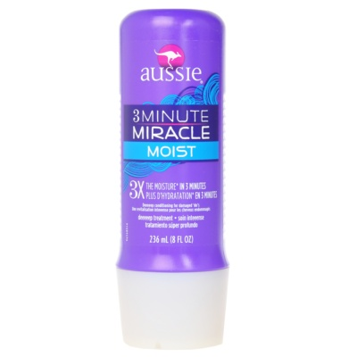 Aussie Moist 3 Minute Miracle Condition 236ml