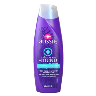 Aussie Cleanse & Mend Conditioner 400ml