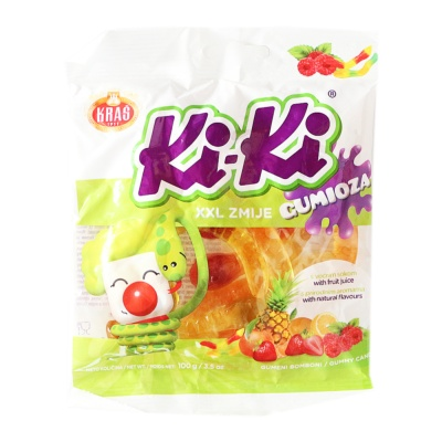 Kras KiKi Gummy Candy 10g