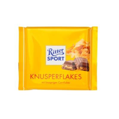 Ritter Sport Cornflakes Chocolate 100g