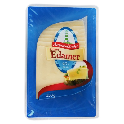 Ammerlander Edam Cheese 150g