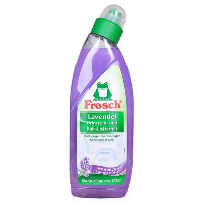 Frosch Toilet Bowl Cleaner Lavender 750ml