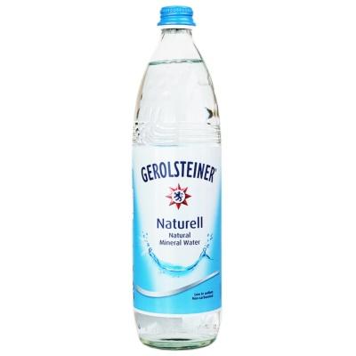 Gerolsteiner Naturel Mineral Water 750ml