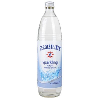 Gerolsteiner Sparkling Mineral Water 750ml