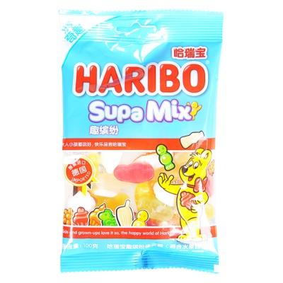 Haribo Supa Mix Soft Candy 100g