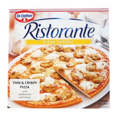 融情意馆蘑菇披萨 365g