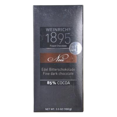 Weinrich's 1895 85% Cocoa Dark Chocolate 100g