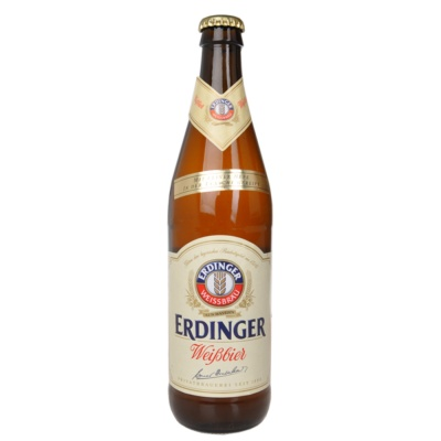 爱丁格白啤 500ml