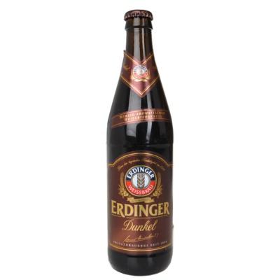 爱丁格黑啤 500ml