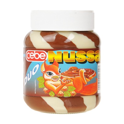 Cebe Nassa Creamy Hazelnut Sauce 400g