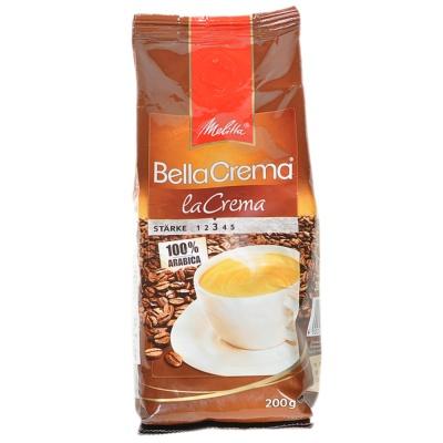 Melitta Bella Crema Coffee Beans 200g
