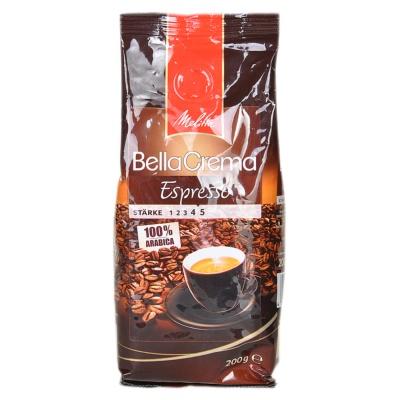 Melitta Espresso Coffee Beans 200g
