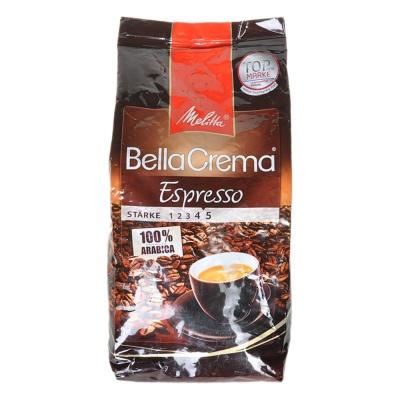 Melitta Bella Cream Espresso Coffee Beans 1kg