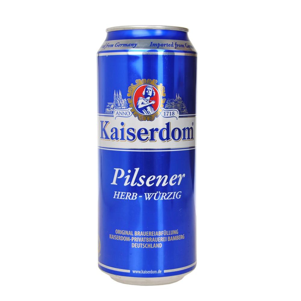比尔森啤酒(凯撒) 500ml
