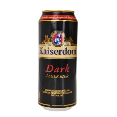 Kaiserdom Dark Lager Beer 500ml