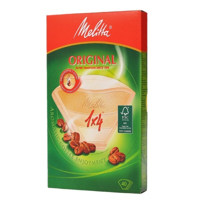 Melitta original Filter 1*4 40pcs