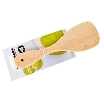 Fackelmann Beech Wood Rice Spoon
