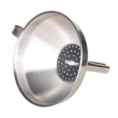 Fackelmann Filter Stainless Steel Funnel