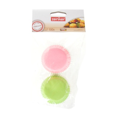 Zenker Muffin Paper Baking Moulds