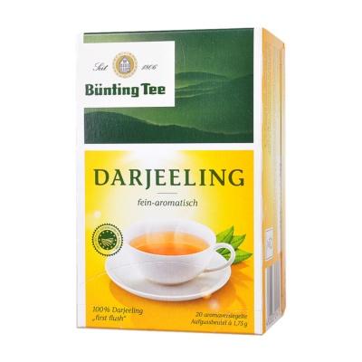 Bünting Tee Darjeeling Fein-Aromatisch Tea 35g