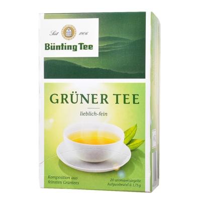 Bünting Tee Green Tea 35g