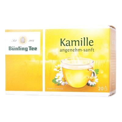 Bünting Tee Classic Chamomile Tea 40g