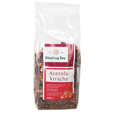 Bünting Tee Indian Cherry Tea 200g