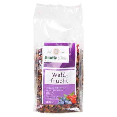 Bünting Tee Wald-Frucht Tea 200g