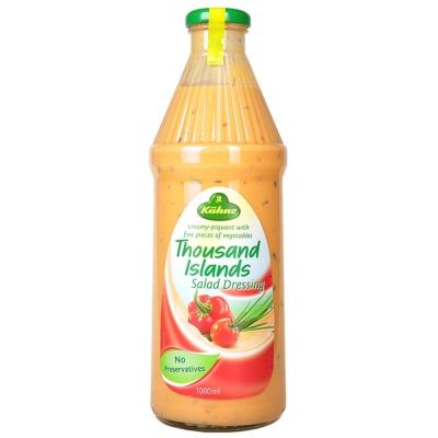 Kuhne Thousand Island Salad Dressing 1L