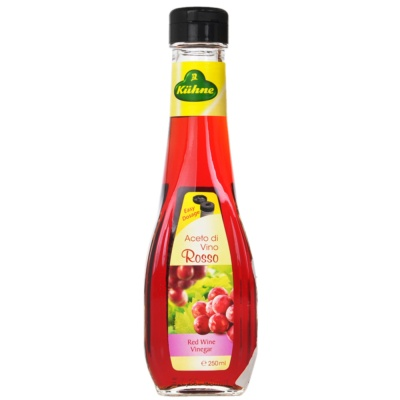 Kiihne Red Wine Vinegar 250ml