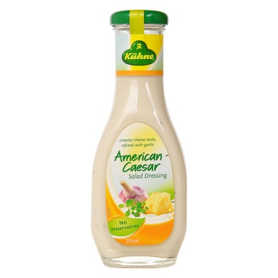 Kuhne American Caeser Salad Dressing 250ml