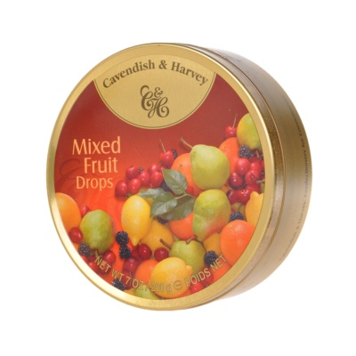 Cavendish&Harvey Mixed Fruit Drops 200g