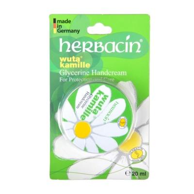 Herbacin Wuta Kamille Glycerine Handcream 20ml