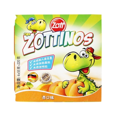 Zott Yogurt (Apricot) 220g