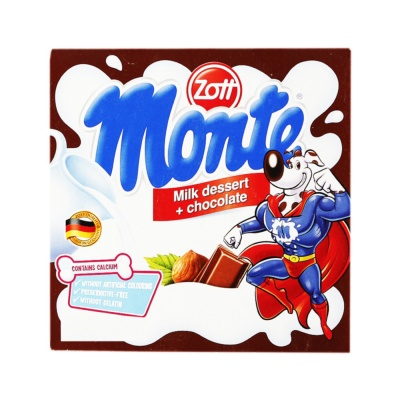 Zott Milk Dessert (Chocolate) 220g