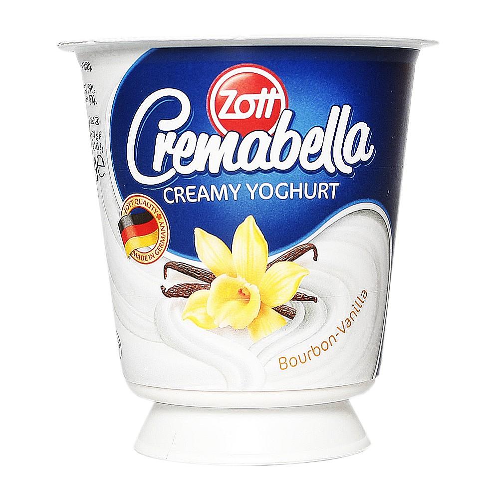 (Zott Vanilla Fermented Milk) 120g