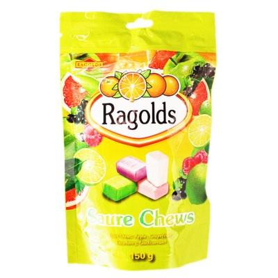 Ragolds Saure Chews 150g