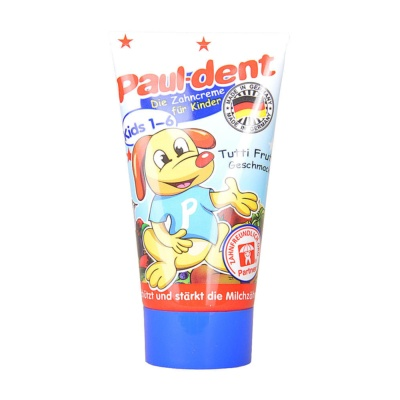 Paul-Dent Children Swallowed Toothpaste 50ml