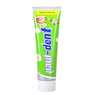 Paul-dent Herb Gingiva Protection Toothpaste 100ml