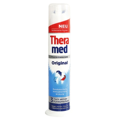 Theramed Original Toothpaste 100ml