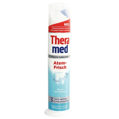 Theramed Breath Fresh Toothpaste 100ml