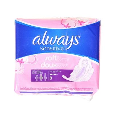Always Soft & Fit Ultra Long Sanitary Napkin 8pcs
