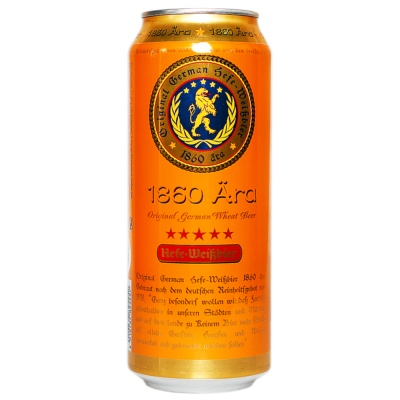 1860Arcl Wheat White Beer 500ml