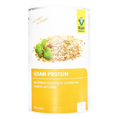 Raab Sesame Protein 500g